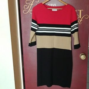 Calvin Klein Sweater dress medium